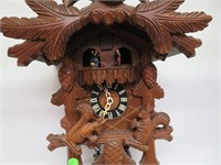 Antique Cuckoo Clock (non running) Made in Germany