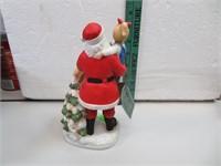 """Denim Days I Love Santa 8"""""""