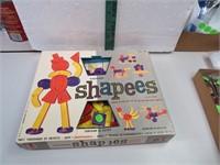 Vintage Kohner Shapees