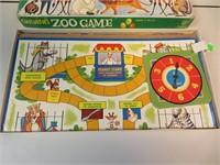 1963 Children's Zoo Game