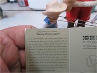 "Denim Days Sharing Christmas Spirit 7&1/4"""
