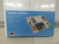 Dial Industries Expand A Drawer Spice Organizer