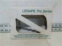 Lenape Pro Series Porcelain Soap Dish (NIB)