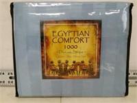 Egyptian Comfort 1000 Thread Queen Sheet Set