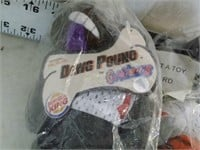 Qty (6) Vtg 1999 Burger King Official Browns Dawgs