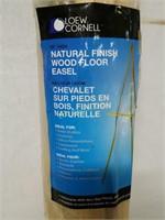 Loew Cornell Natural Finish Wood Floor Easel