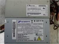 Qty (4) Computer Power Supplies