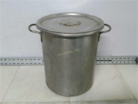 16 Qt Stainless Steel Stockpot w/ Lid
