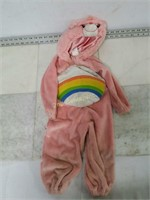 Care Bears Rainbow Halloween Toddler Costume