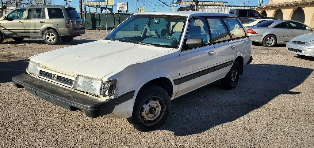 1992 Subaru Loyale Bill Of Sale 409193 Other Items For Sale 1 Listings Marketbook Ca Page 1 Of 1