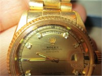 Rolex Oyster Perpetual Day-Date Watch-no COA