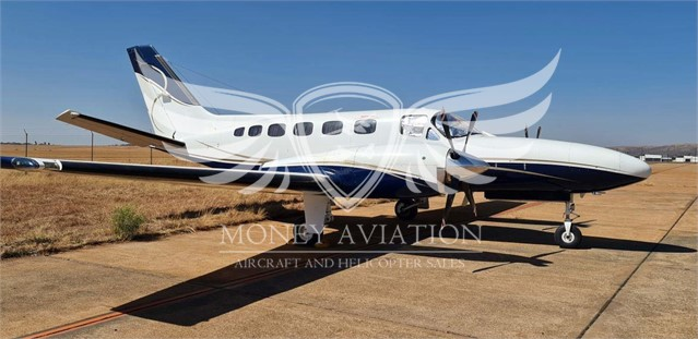 1980 CESSNA CONQUEST II at www.aboutmoneyaviation.com