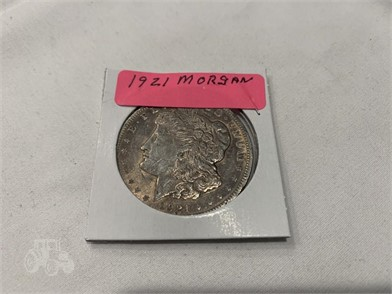 1921 Morgan Dollar Other Items For Sale 12 Listings Tractorhouse Com Page 1 Of 1