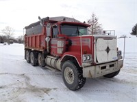 Dump Truck, Semi Truck, and Trailers Online Auction