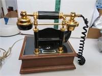 Vintage Decotel Rotary Telephone