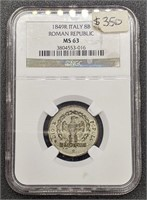 Coins, Currency, Silver & Gold!!! Get It Here!!!