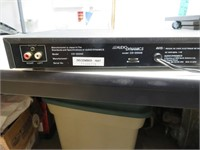 Audio Dynamics CD Player Model CD-1000E withRemote