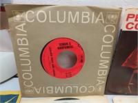 17 Vintage 45 RPM Records (Simon & Garfunkel,