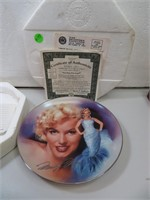 Marilyn Monroe Dazzling Dream Girl Bradford