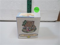 "Bunny Village Nursery Figurine in Box 2&3/4"""