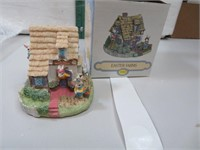 """Bunny Village Easter Farms with Box 2&3/4"""""""