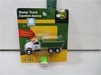 John Deere Dump Truck (New on Card)