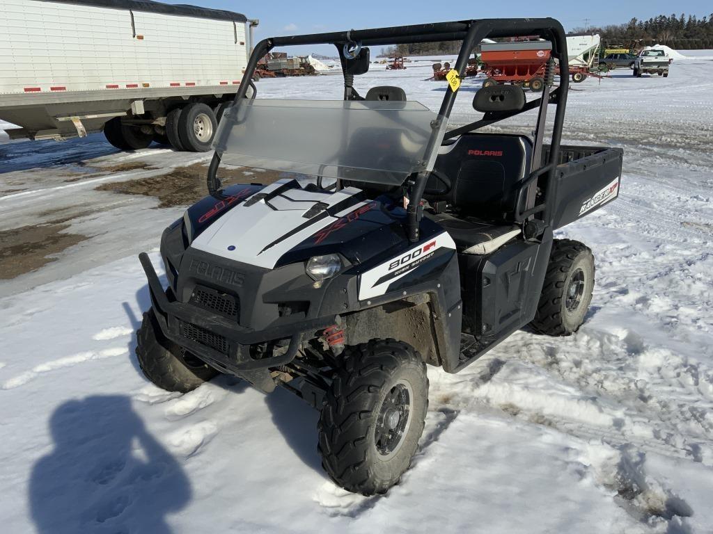 2012 Polaris Ranger 800 XP Limited Edition