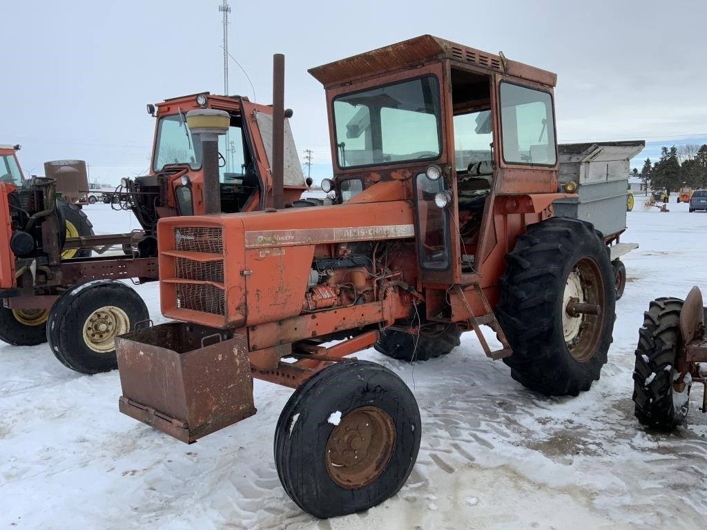 Allis Chalmers 190 Tractor (non runner)