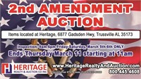 2nd Amendment Auction - ends 03/11/21