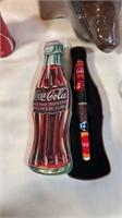 """13"""" Coca-Cola Santa Cookie Jar"""