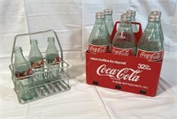 Red Coca-Cola 32 oz. Bottle Carrier and