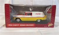 Coca-Cola 1955 Chevy Sedan Delivery Truck