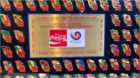 Coca-Cola Official Olympic International Flag