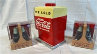 """""""Have a Coke"""" cookie jar and"""