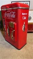 Plastic Coca-Cola cooler