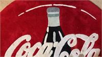 Coca-Cola rug