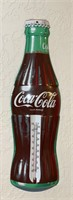 Coca-Cola wood display case, and