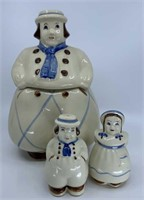 Cookie Jar Collection - Antique & New