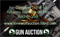 Talty 338, 2-Day Live Webcast Guns & Ammo Auction, Mar7