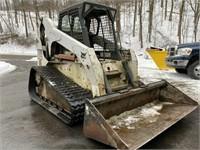 Skid Steer, Mini Excavator, 24ft trailer, 71 Nova, 37 coupe