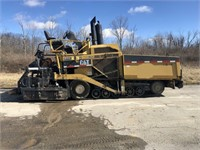 2021 Spring Cincinnati Heavy Equipment Truck & Trailer Aucti