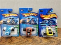 Hotwheels Muscle Machines Big Time Muscle Collector Cars