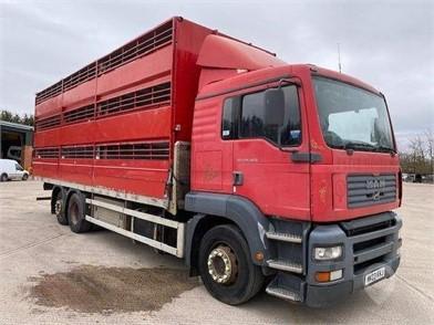 2003 MAN TGA 26.460 at TruckLocator.ie