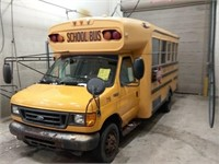 Omaha Public Schools Surplus Vehicle Auction