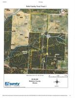 Bufe Family Trust Land Auction