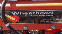 Wheatheart post driver, 3 pt, 540 pto,