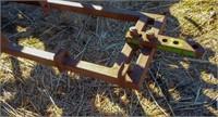 John Deere 26' springtooth,