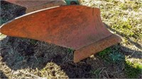 John Deere 5 Bottom Plow with semi mount hitch
