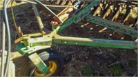 2 - John Deere 8350 Drills with Double Hitch DD