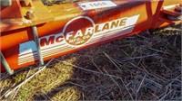 "McFarlane 34' Harrow w/ 5"" spikes,"